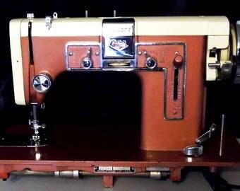 Vintage Kenmore Sewing Machine Etsy