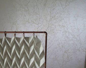 folding screen-100% Merino wool felt