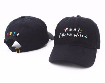 Real Friends - Baseball Dad Cap