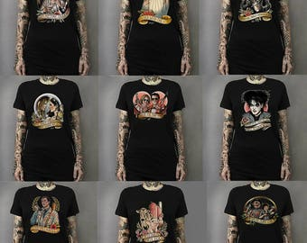 Tattoo Art T-shirt - Any Design