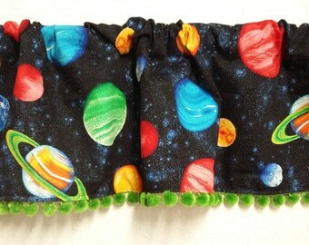 Lost in Space... Kids room valance!!!