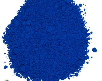 Blue Fluorescent Powder - UV Reactive