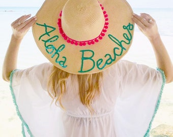 Aloha Beaches Honeymoon Hat™