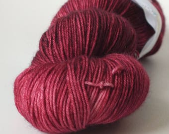 Skein of Merino Superwash /Nylon - Fingering / Sock - Alucard colors