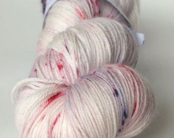 Skein of Superwash Merino / Nylon - Fingering / Sock - Cassiopeia color
