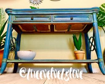 Graceland Blue Table