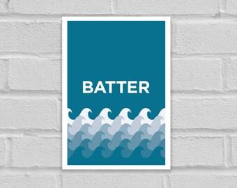 Battersea Pâté - Giclée Art Print