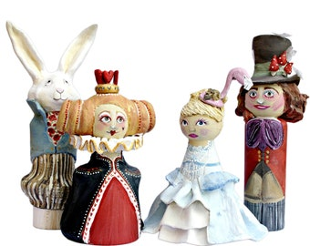 The Lotty Lollipop Alice in Wonderland Collection