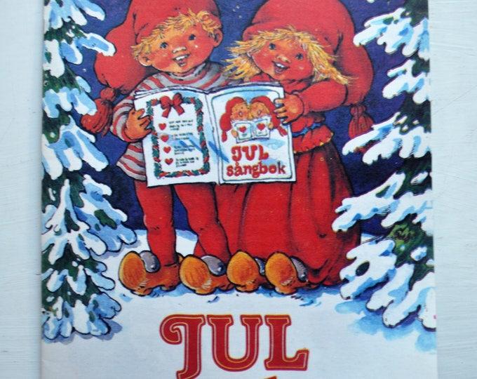 Vintage Swedish Christmas Songbook