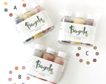 Bengala Mud Dye Assorted 3 Color Pack