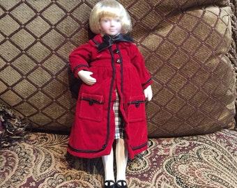 Avon Childhood Dreams Doll - 1993
