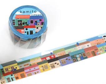 Village Washi Tape - Kamito