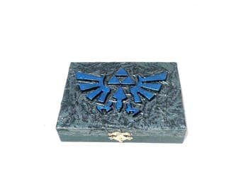 Legend of Zelda Wingcrest Playing Card Box, gaming card box