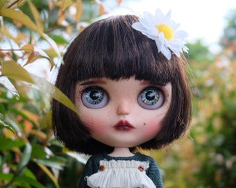 SAKURA is Looking for love Ooak custom blythe by takudaaahouse
