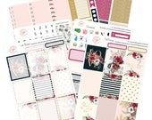 Planner Sticker Kits / Chase Your Dreams / Planner Stickers / Erin Condren Planner Stickers / Weekly Sticker Kit / WK-38