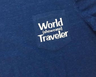 World (showcase) Traveler