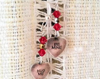 Be My Valentine Earrings