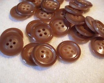 Buttons, 5 pcs, (486)
