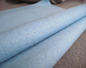 2 Felt Sheets Light Blue (534)