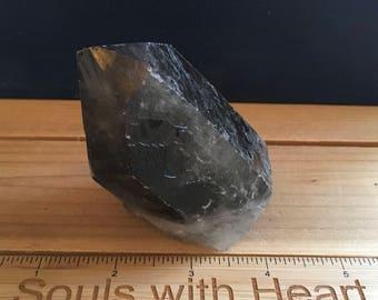 Smoky Quartz Crystal Cluster