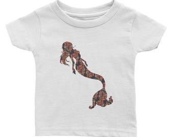 Mermaids Are Real - Infant Tee