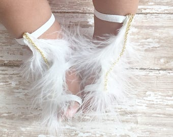 Baby barefoot sandals| Baby Gladiator Sandals| Baby Shoes| Baby Dress Shoes| Baby Photo Props
