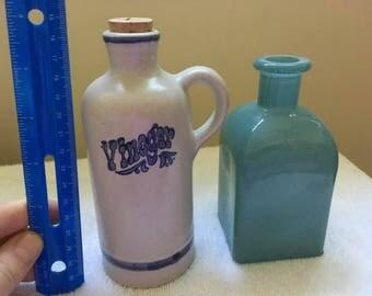 2 cool vintage bottles