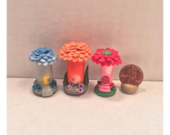 Mini Fairy Hut Collection (Fruity Flowers)