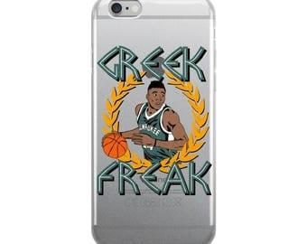Greek Freak iPhone Case