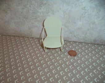 1:12 Dollhouse Porch or Lawn Chair