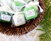 Shower to Yours Botanical Shower Favors Guest Wedding Soap Favors Bridal Shower Favor Baby Shower Favors Greenery Wedding Favor