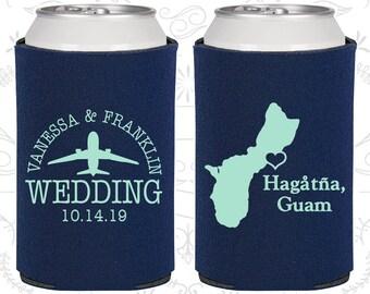 Dark Blue Wedding, Dark Blue Can Coolers, Dark Blue Wedding Favors, Dark Blue Wedding Gift, Dark Blue Wedding Decor (179)
