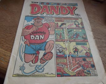 Dandy August 15th 1987