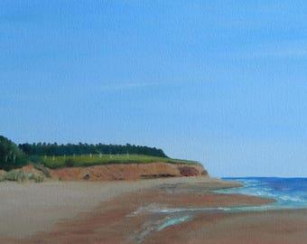 The Beach Awaits