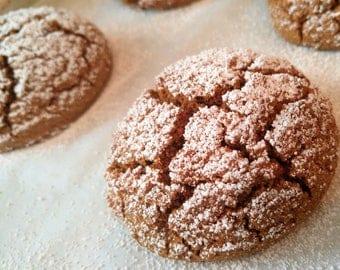 Gourmet Turmeric Ginger Cookie Mix