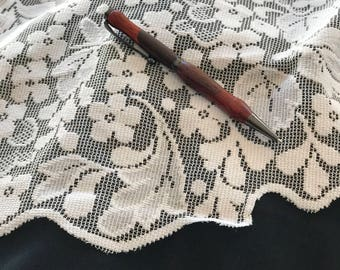 Reclaimed Wooden Bloodwood Slimline Pen