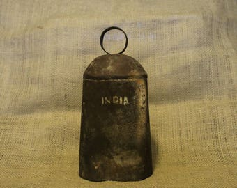 Vintage India Cow Bell
