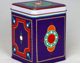 Exotic Treasure Tin