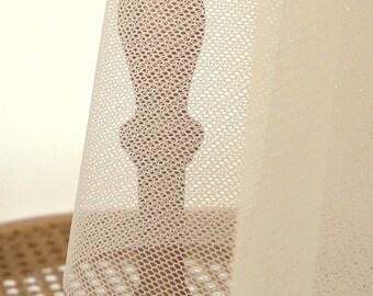 Hochzeit Kleid Tüll Transparent Baldachin Netz Stoff Tüll Hochwertige  Stickerei Netz Tüll Für Vorhänge Hochzeitsdekoration Durch
