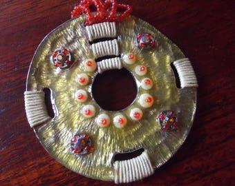 Ethnic Medallion