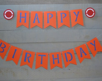 Nerf Party Birthday Banner, Nerf Birthday Theme, First Birthday Banner, Birthday Party Decorations