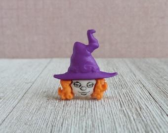 Witch - Halloween - Teacher Gift - Costume - Lapel Pin