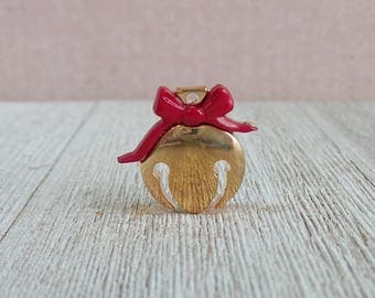 Jingle Bells - Bells - Christmas Bells - Tie Tack or Lapel Pin