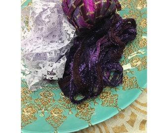 Purple Aura DIY Dream Catcher kit
