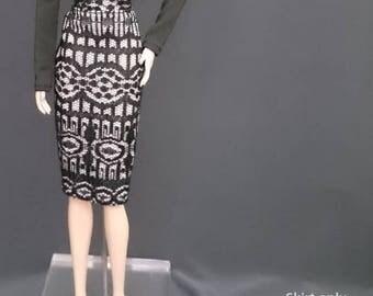 Skirt for Barbie,Muse barbie,LIV dolls, FR, Silkstone - No.0610-2