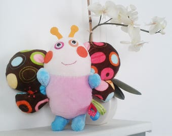Butterfly - Phil love flowers Butterfly Plushie
