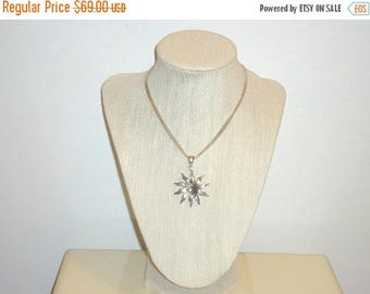 The Sale Is On Sale Beautiful Sterling Silver Sun Pendant