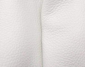 "NZ Deer Sale Rustic Off White Tiger Leather New Zealand Deer Hide 12"" x 12"" Pre-cut 3-3 1/2 ounces-21 DE-66141 (Sec. 5,Shelf 3,B)"