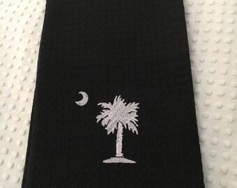 South Carolina Tea Towel