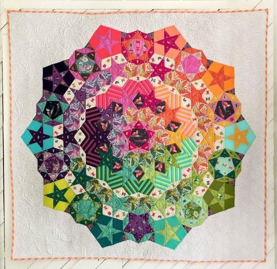 TULA NOVA QUILT Fabric Pack  Tula Pink